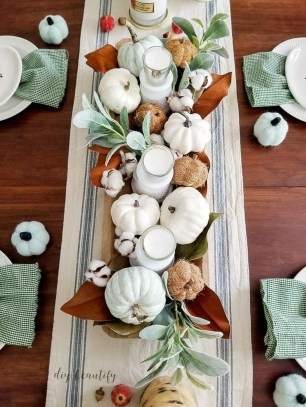 Fascinating Fall Home Tour Decor To Inspire 06