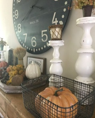 Fascinating Fall Home Tour Decor To Inspire 16
