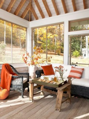 Fascinating Fall Home Tour Decor To Inspire 26