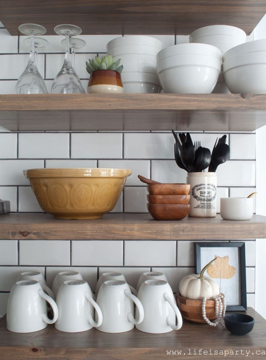 Fascinating Fall Home Tour Decor To Inspire 28