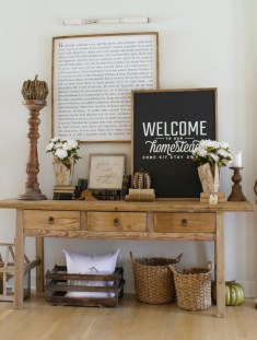 Fascinating Fall Home Tour Decor To Inspire 29
