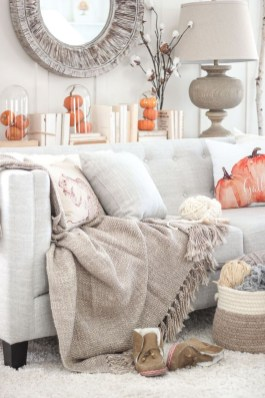 Fascinating Fall Home Tour Decor To Inspire 42