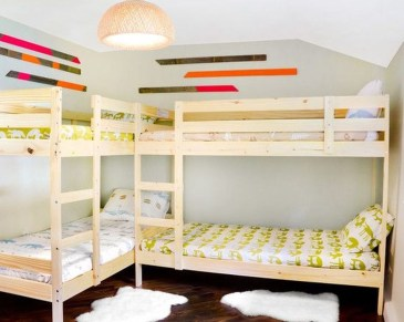 Incredible Bedroom Design Ideas For Kids 23