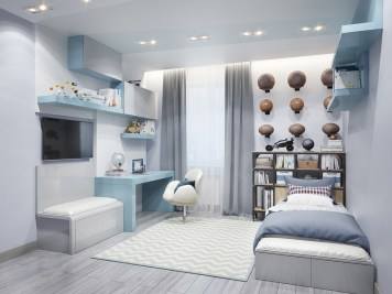 Incredible Bedroom Design Ideas For Kids 31