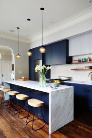 Incredible Colorful Kitchen Ideas 11