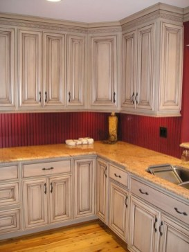 Incredible Colorful Kitchen Ideas 44