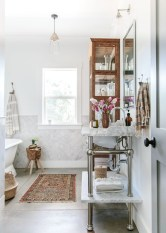 Lovely Eclectic Bathroom Ideas 21