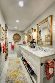 Lovely Eclectic Bathroom Ideas 31
