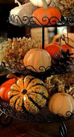 Modern Diy Fall Centerpiece Ideas For Your Home Decor 18
