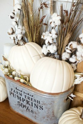 Modern Diy Fall Centerpiece Ideas For Your Home Decor 29