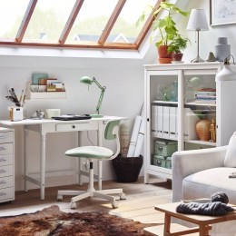 Modern Ikea Office Design Ideas 09