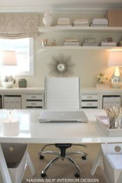 Modern Ikea Office Design Ideas 15