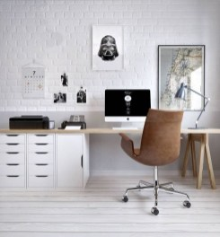 Modern Ikea Office Design Ideas 17