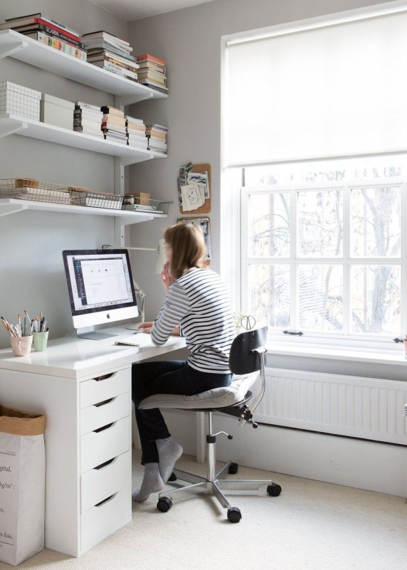 Modern Ikea Office Design Ideas 27