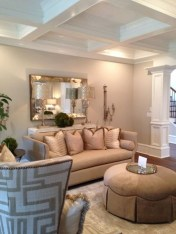 The Best Beige Living Room Design Ideas 05