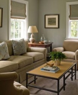 The Best Beige Living Room Design Ideas 21