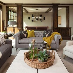 The Best Beige Living Room Design Ideas 38