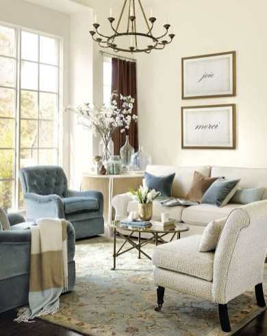 The Best Beige Living Room Design Ideas 52