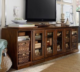 Cozy Minimalist Farmhouse Tv Stand Ideas 03