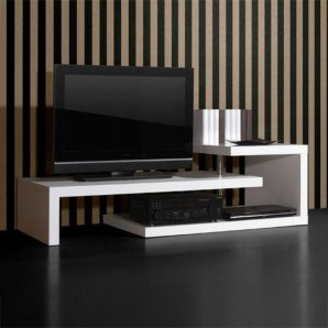 Cozy Minimalist Farmhouse Tv Stand Ideas 47