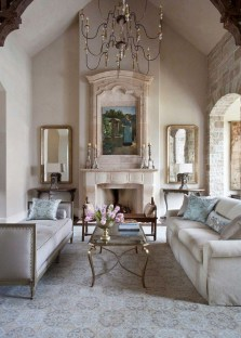 Gorgeous French Home Decoration Ideas 01