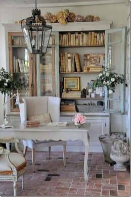 Gorgeous French Home Decoration Ideas 17