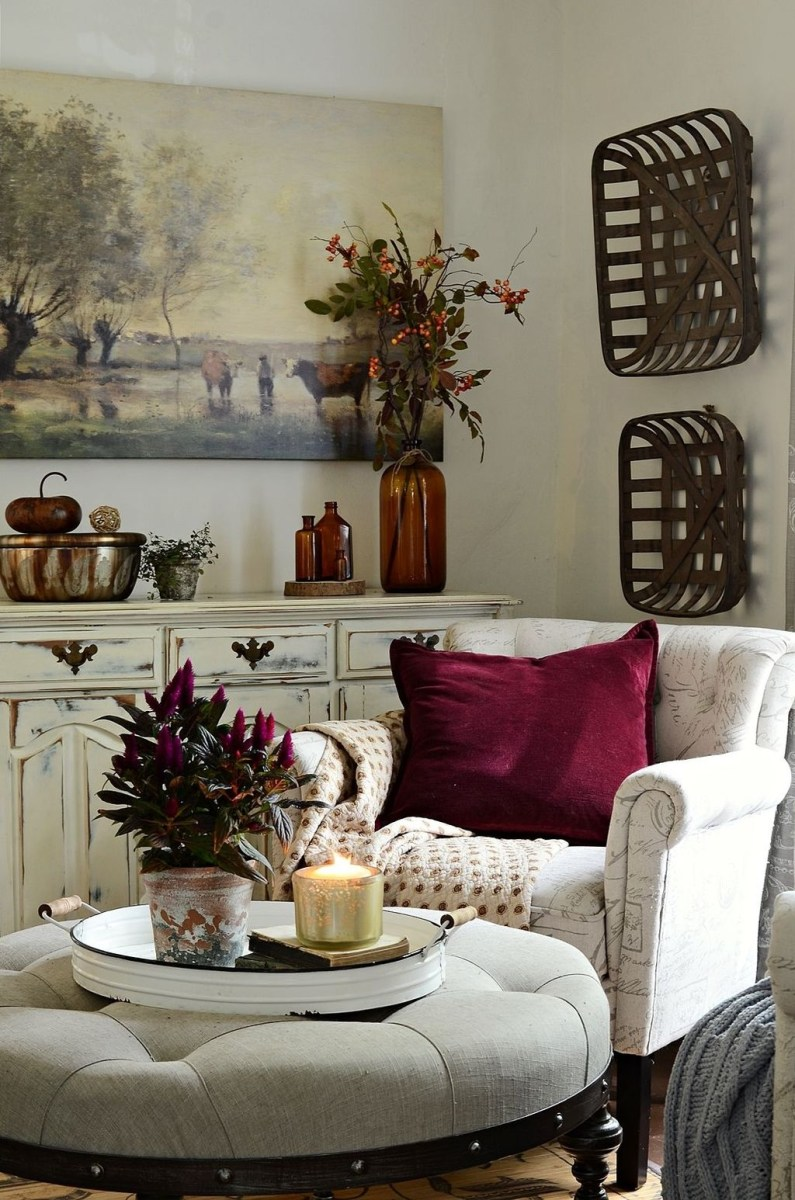 Gorgeous French Home Decoration Ideas 19