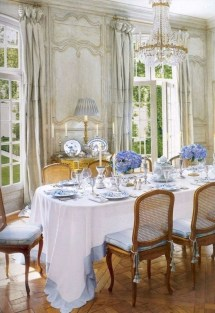 Gorgeous French Home Decoration Ideas 20