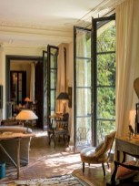 Gorgeous French Home Decoration Ideas 34