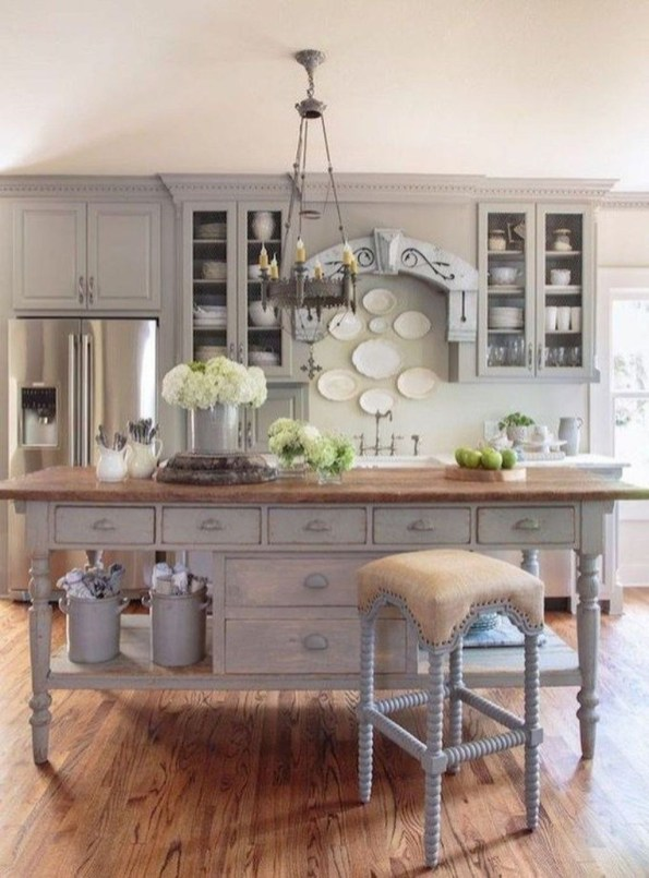 Gorgeous French Home Decoration Ideas 54