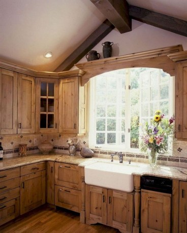 Magnificient Rustic Country Kitchen Ideas To Renew Your Ordinary Kitchen 05