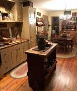 Magnificient Rustic Country Kitchen Ideas To Renew Your Ordinary Kitchen 14
