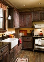 Magnificient Rustic Country Kitchen Ideas To Renew Your Ordinary Kitchen 39