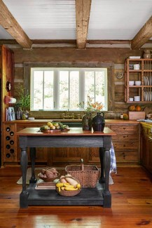 Magnificient Rustic Country Kitchen Ideas To Renew Your Ordinary Kitchen 42