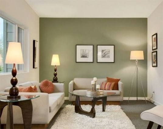 Simple Modern Living Room Decorations Ideas 08