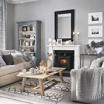 Simple Modern Living Room Decorations Ideas 10