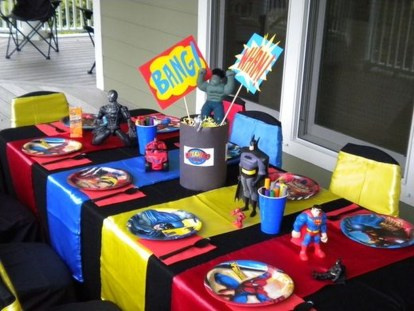 Wonderful Party Table Decorations Ideas 15