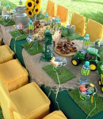 Wonderful Party Table Decorations Ideas 24