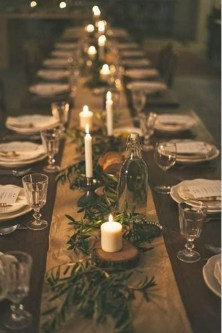 Wonderful Party Table Decorations Ideas 27