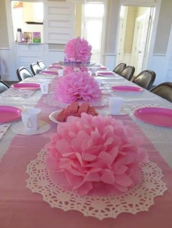 Wonderful Party Table Decorations Ideas 36