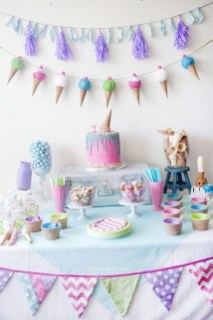 Wonderful Party Table Decorations Ideas 37