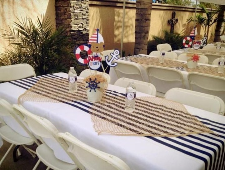 Wonderful Party Table Decorations Ideas 49