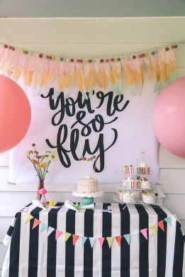 Wonderful Party Table Decorations Ideas 51
