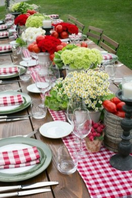 Wonderful Party Table Decorations Ideas 52