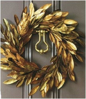 Amazing Gold Christmas Decoration Ideas 50