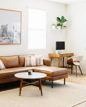 Attractive Mid Century Modern Living Rooms Design Ideas 17