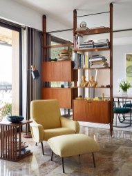 Attractive Mid Century Modern Living Rooms Design Ideas 48