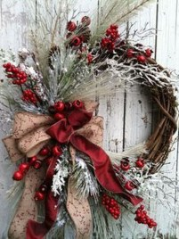 Awesome Country Christmas Decoration Ideas 04