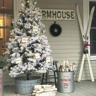 Awesome Country Christmas Decoration Ideas 52