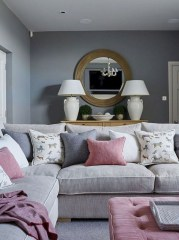 Awesome French Farmhouse Living Room Design Ideas 20